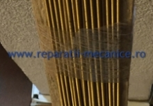 Tije filetate din alama M3x1000 mm, 10 buc