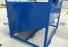 Container pentru span 1800x2300xH1600 mm, tabla 3 mm