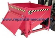 Container cu autodescarcare pentru gunoi 1500x800x1400