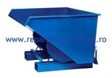 Container basculant 1200x800x1000