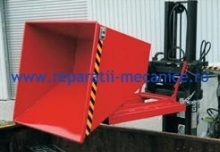 Container basculant 1000x800x800