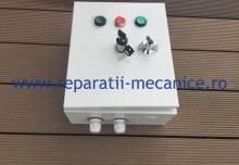 Tablou electric pentru instalatie ridicare barca din apa