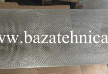 Sita inox mesh 4 dia, fir 1.2 mm, ochi 5.15 mm, format 1000x2000 mm