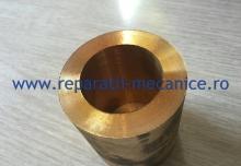 Bucsa bronz ebosata 49x75x82mm, Aliaj-CuSn12