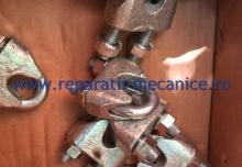 Brida cablu SZK 19 ZINC