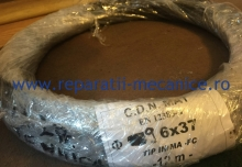 Cablu de tractiune D 9 6X37 MAT FC 12 SZ, Rola 12 ml