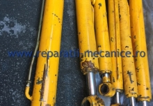 Reparatie cilindri hidraulici buldoexcavator