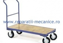 Carucioarele pentru transport standard - 1200x800x850