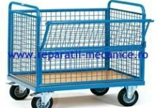 Carucioarele tip container standard - 1200x600x850