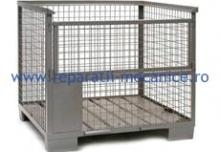 Boxpaleti metalici tip 1 - 800x600x600