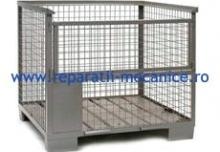 Boxpaleti metalici tip 2 - 1200x800x970