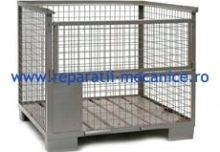 Boxpaleti metalici tip 2 - 1200x800x600