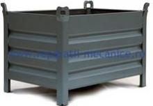 Lada metalica tip 1 - 800x500x600