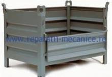 Lada metalica tip 2 - 800x500x600