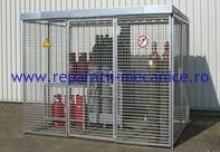 Spatiu de depozitare securizat - 3000x1250x2000