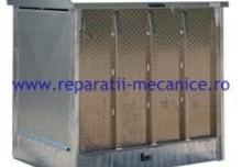Spatiu exterior securizat pentru depozitare - 3000x1000x1700