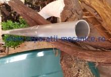 Teava aluminiu tip 6060 T6, 40x2x1000 mm