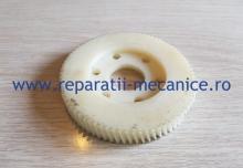 Confectionare roata dintata din poliamida fi 120 h 20 mm