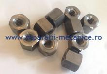 Piulita filet trapezoidal, MES 16AR 16X4mm