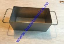 Forma de gheata pentru stand de peste 2x130x260 mm