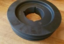 Roata de curea SPB 170-2 caneluri pentru curele trapezoidale de 17 mm