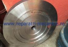 Matrita pentru cuplaj cauciuc cisterna vidanjare 200x 220x40 mm