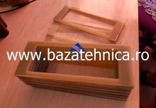 Prelucrare mecanica piese din sticlotextolit verzui FR4