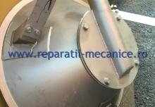 Reparatie container inox D 60 mm