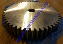 Roata dintata din OLC45, modul 4, 38 dinti, fi 160 mm, latime 30 mm