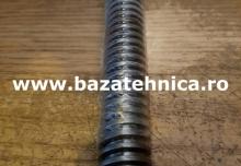 Surub cu filet trapezoidal KEQ 18AR 18x4 1000 mm