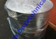 Butoi zincat cu dopuri, orificiu plin 2x in capac, 200L, Fi 595 x 820 mm