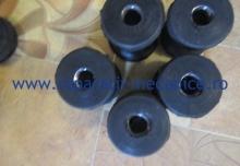 Cuplaj din cauciuc cu piulite stanga-dreapata M14, M16, 50x75 mm