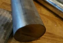 Bara inox AISI 321 fi 60 x 500 mm, 11.5 kg