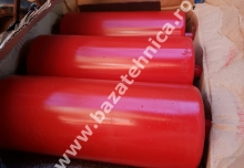Role transportoare pentru benzi transportoare fi 89 x L 210 mm x tabla 3 mm