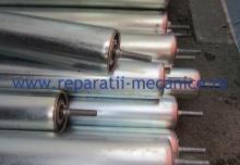 Role gravitationale, productie diametrul 60 x Lungime 600 mm cu ax 12 mm