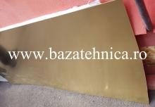 Tabla alama, CuZn37 0.6x1000x2000 mm