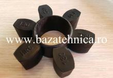 Element elastic negru HRC130