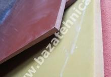 Placa sticlotextolit 25x1000x1000 mm, Greutate-53 kg