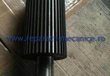 Rola canelata productie sarma ondulata - Otel aliat 41CrMo6
