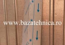 Coltar inox 1.5x170x190x2000 mm
