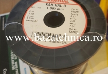 Sarma KANTHAL, Nichelina, fi 1.0  B4, ambalaj 3.47 kg