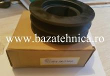 Roata de curea SPA Diametru 100 mm, 2 caneluri, Pentru curea trapezoidala baza 13 mm