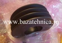 Roata de curea SPB diametru 170 mm x 3 caneluri pentru curea trapezoidala de 17 mm