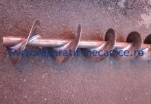 Snec elicoidal 150x150x34x3.5 x 2000mm